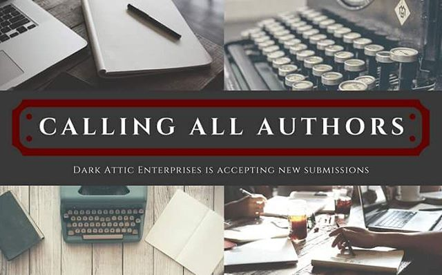 We are selecting new authors to add to our roster and new works to release in the coming year. Anyone with a finished manuscript is welcome to send us a query letter via email or our 'contact us' form on the website. A literary agent is NOT required and neither is residency in Canada.  We look forward to hearing from you and can't wait to see what amazing stories we'll have the privilege of bringing to life! #authorswanted #canadian #publisher #lookingforauthors #writerswanted #manuscript #newauthor #canadianpublisher #publishinghouse #lookingfor #wanted #darkatticenterprises #international #opportunity #callingallauthors
