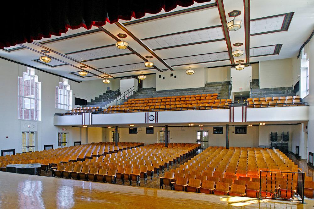 East High School Restoration