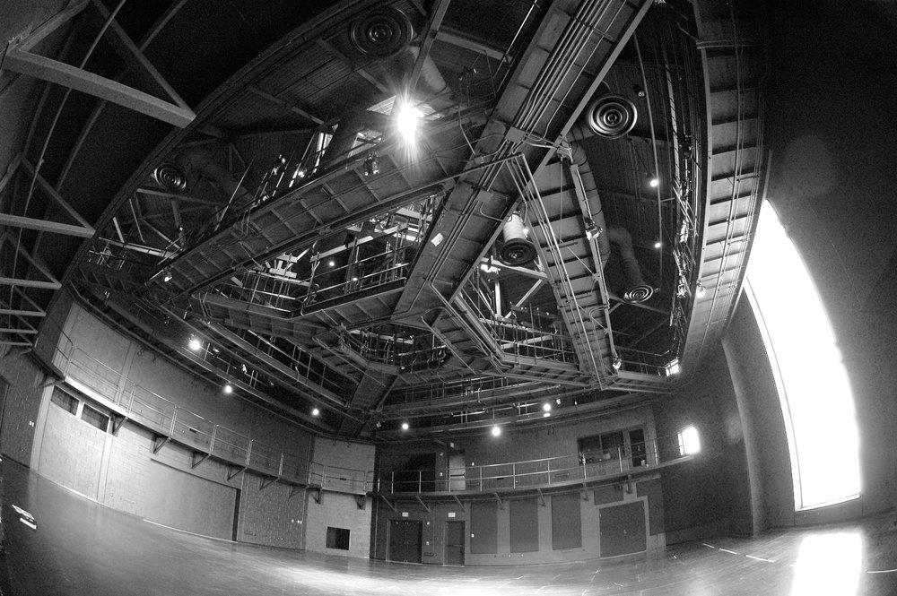 Juniata College- Black Box Theater