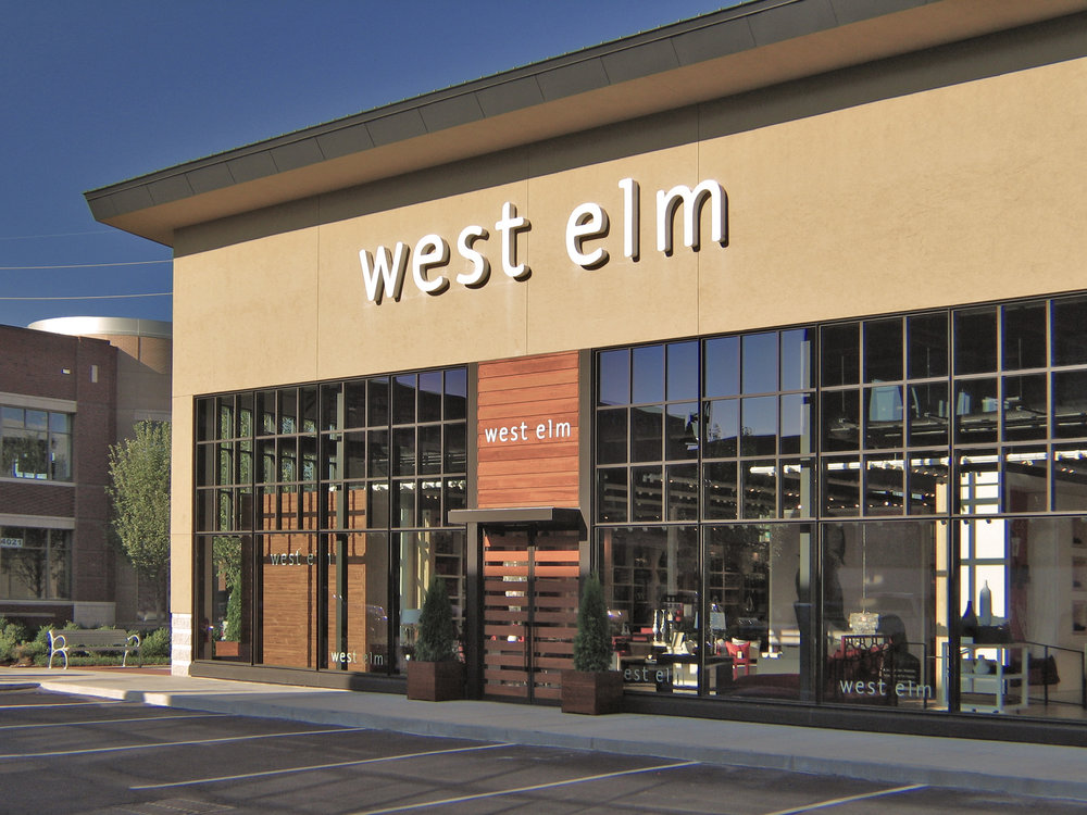 Green Hills Hill Center West Elm Showroom
