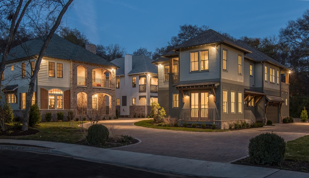 Woodmont Hall Place 6 Custom Spec. Houses