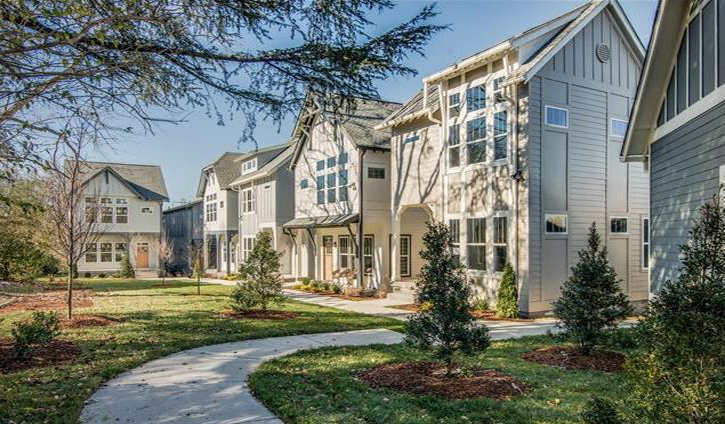 Riverside Drive Cottage Development 7 Single Family Residences