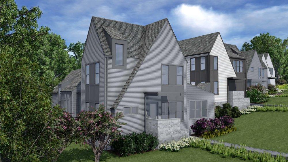 McGavock Drive Custom Spec 4 Single Family Houses