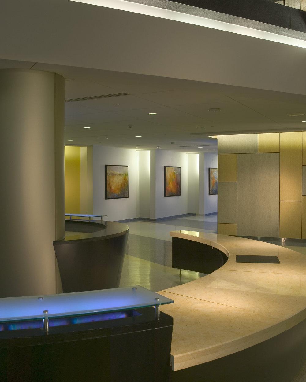 Virginia Hospital Lobby