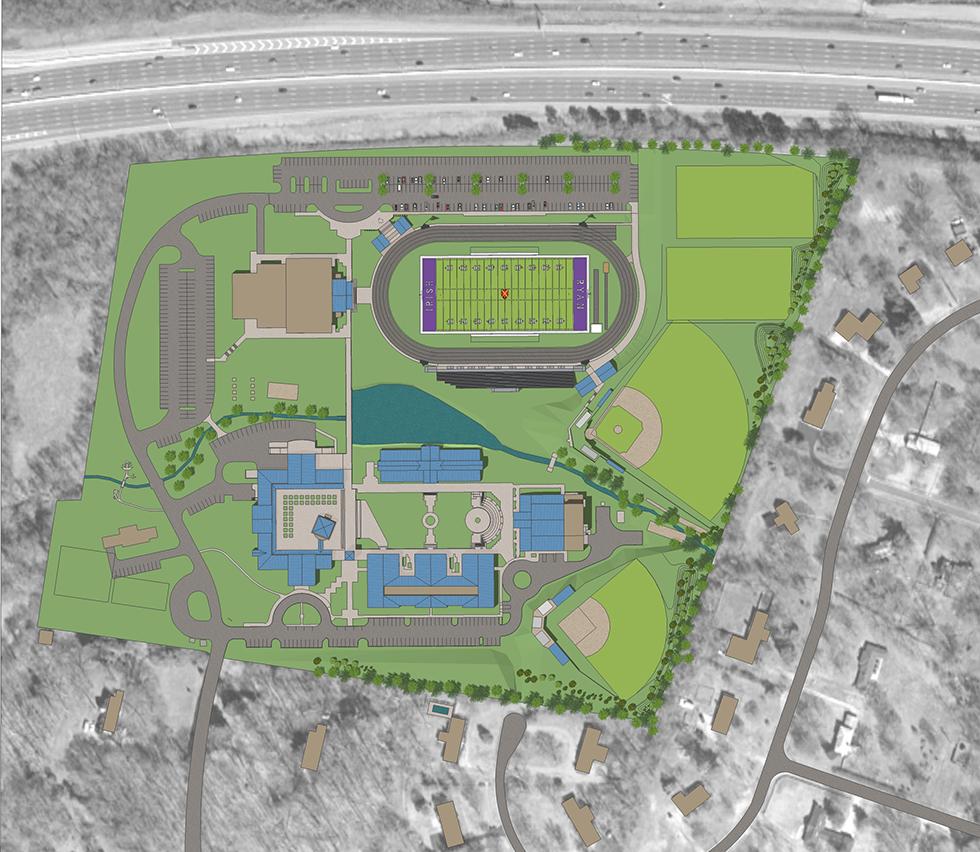Father Ryan Sports Complex- Master Plan
