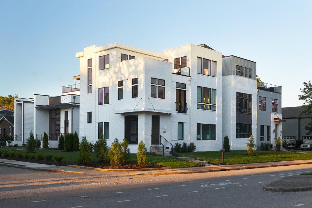 Edgehill Neighborhood Custom Spec. 3 Buildings 2 Single Family Residences & 1 Attached Duplex