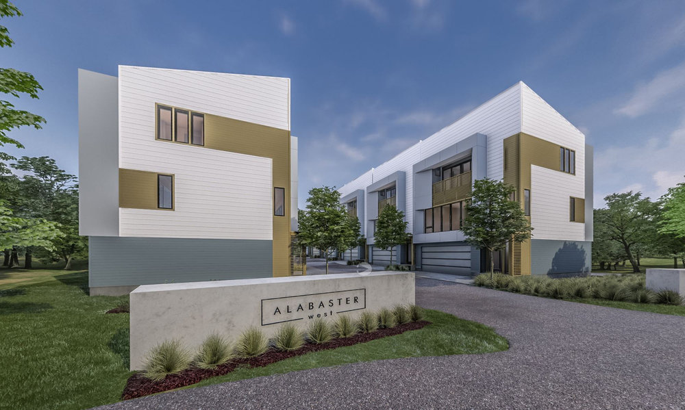 Oceola Avenue 3 Buildings 10 Townhomes