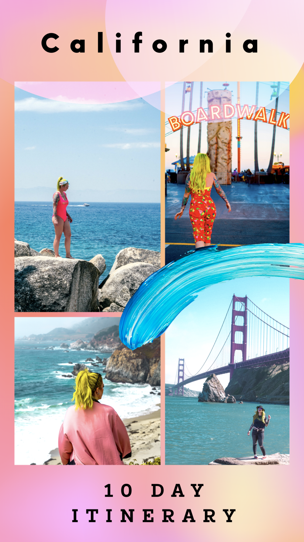 California: 10 Day itinerary - The Chaos Collective