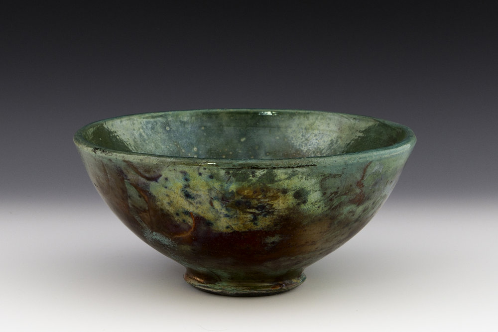 Jeanne deFrance Large Green Bowl.jpg