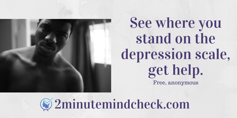 Visit 2-Minute Mind Check
