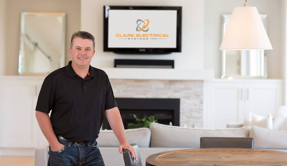 Lee Clark, Owner of Clark Electrical Systems Inc.