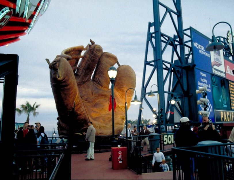 3-Coca-Cola-Fan Lot-AT&T Park-The Sibbett Group-Four Finger-Baseball Glove.jpg
