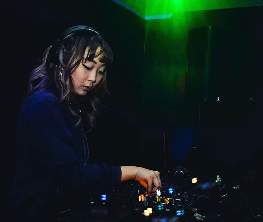 DJ WUWU - LOS ANGELES, CA