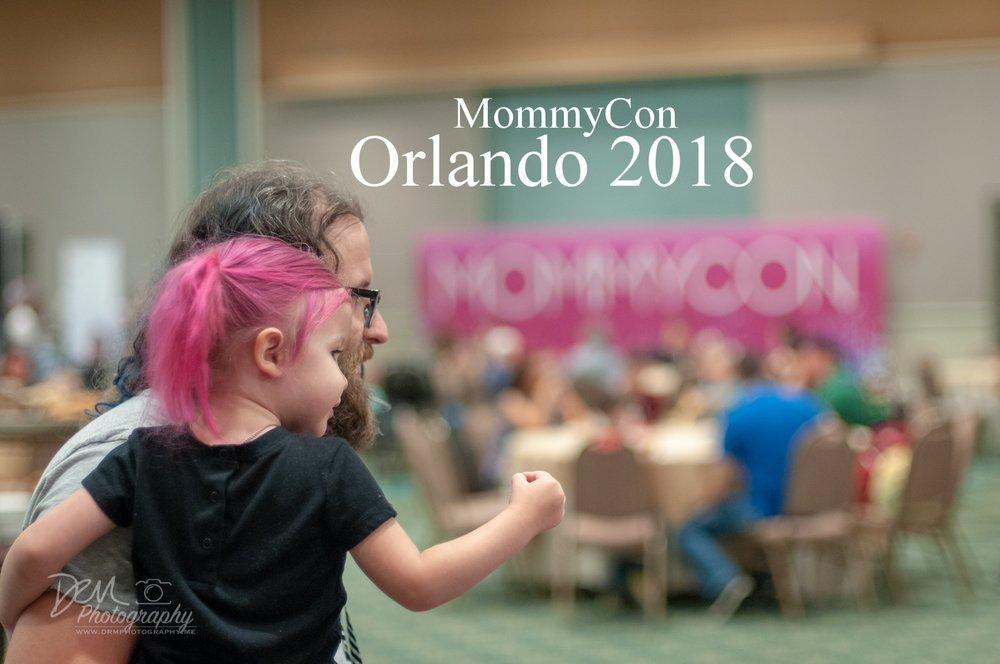 MommyCon Orlando 2018