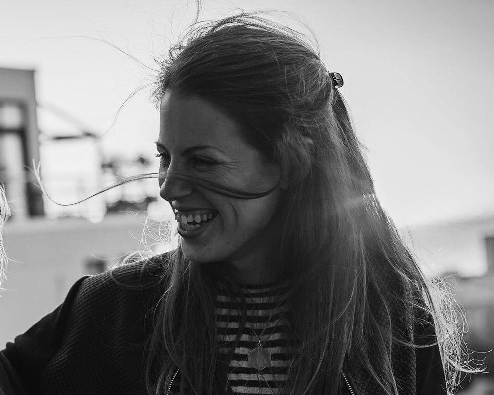 Tassyn Munro - Creative Producer + Film-Maker