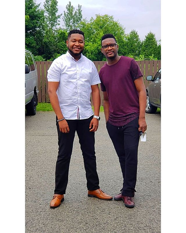 #AugustBoys Friendship is harder to explain than I thought. It's not something that can be explained in educational terms, but if you haven't learned the meaning of friendship, you really haven't learned anything. Happy Birthday @jinzypenspeaks_26 #BrotherfromanotherMother #BestFriend #Bros #HappyBirthday #August9