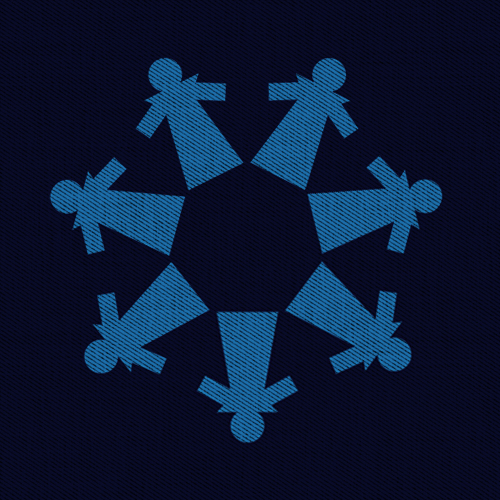 Federated Alliance Council of Seven crest designed by  Josh Kramer .
