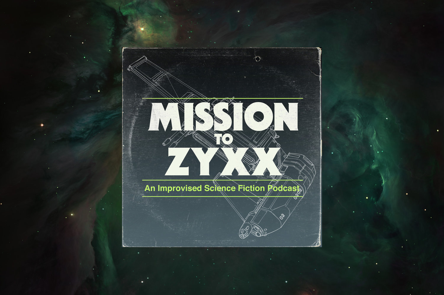 Season 1 — Mission to Zyxx