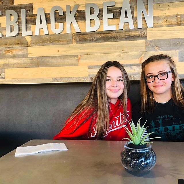 Looking for Good vegan food?  Try the #blackbean it's really good!!