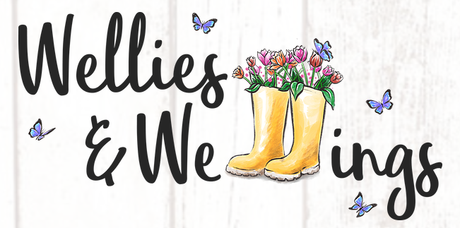 Wellies and weddings blog