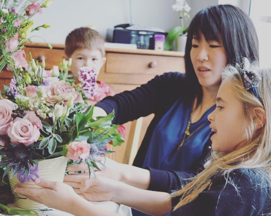 Guest Blog - Yoko, Wabana Flowers 'I get inspired by countryside walks and by my garden, or at the flower market' Read more..... www.thelittletents.com/blog @wabanaflowers #getinspired #kidsatweddings #weddingideas #weddings2019 #flowers2019 #pageboy #flowergirls #thelittletents