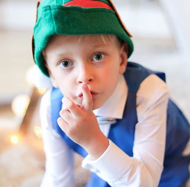 Our little elf is ready for Xmas :) #christmas2018countdown #thelittletents