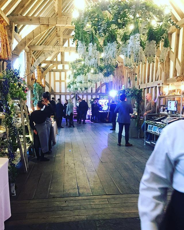 Join us at Gate Street Barn wedding fair, we're here until 4.30pm today @gatestreetbarn1