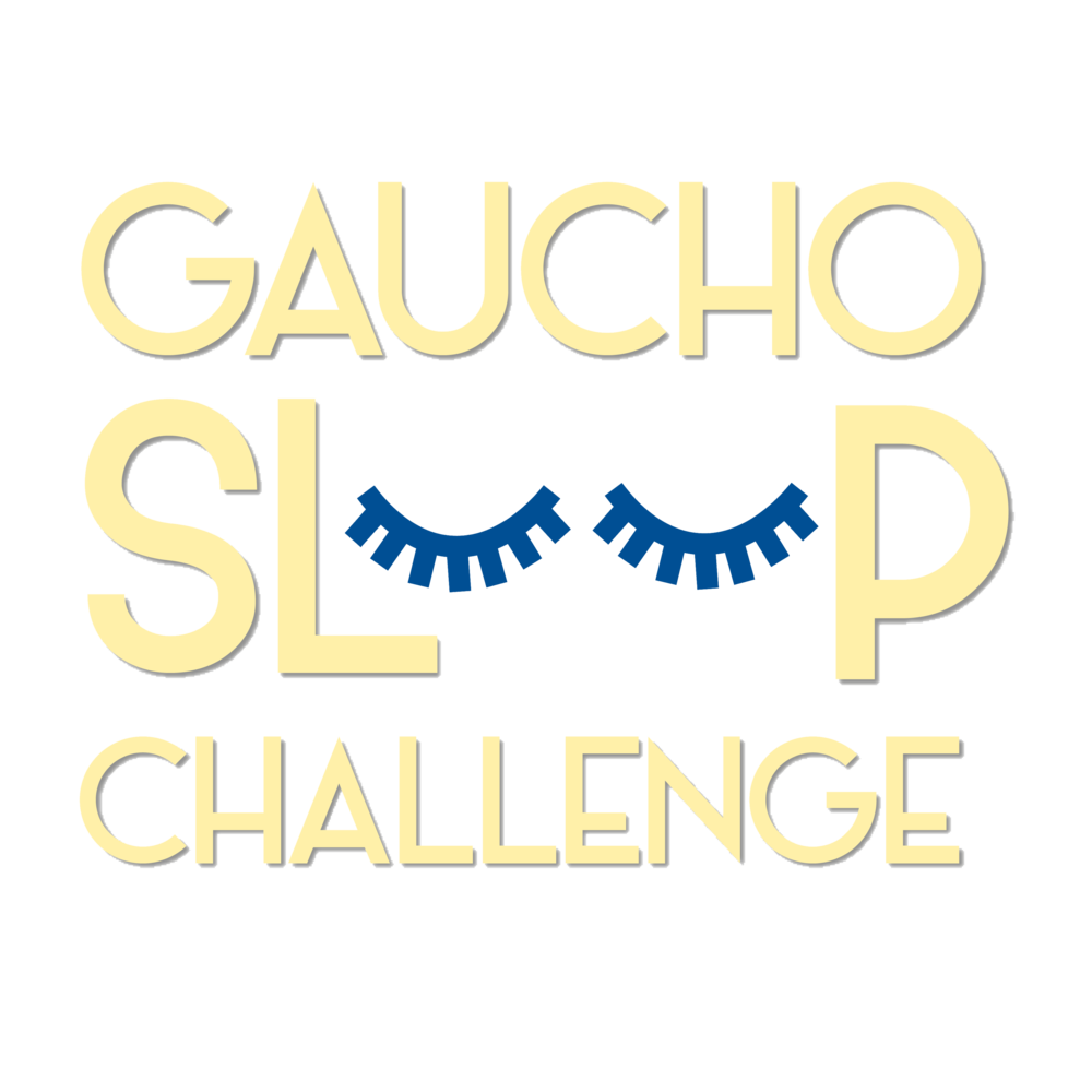 Gaucho Sleep Challenge -