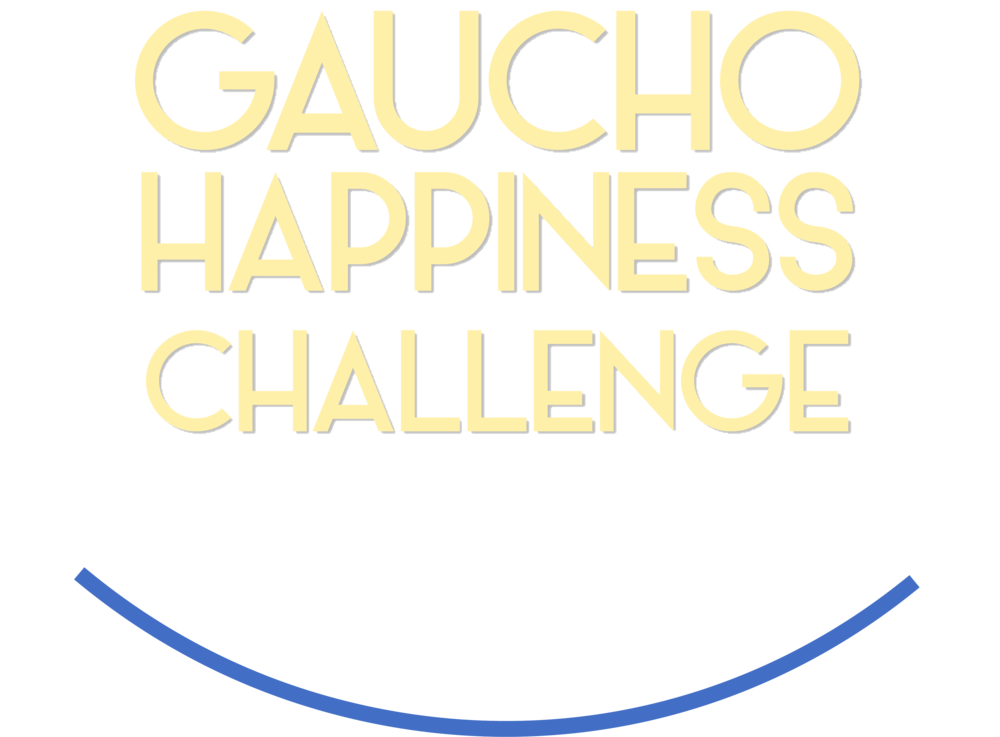 Gaucho Happiness Challenge -
