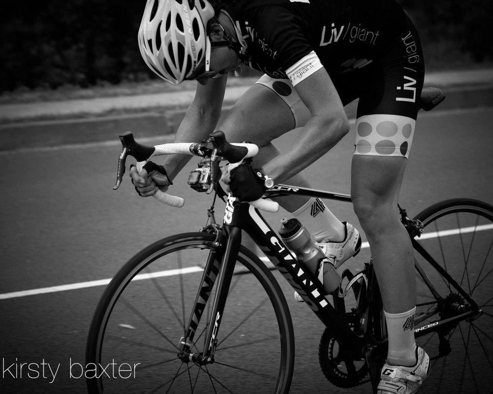 Cornering & Sprinting - Photo: kirsty baxter