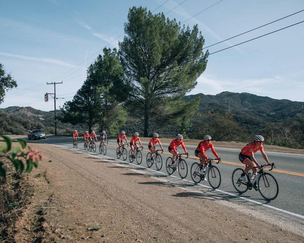 Group Riding - Photo: sam wiebe