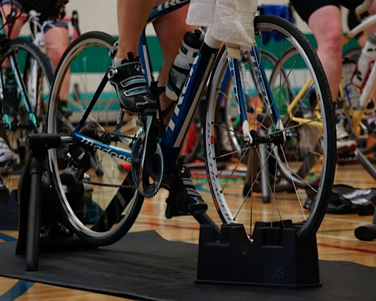 Cycling Tests - photo: candace mihalcheon