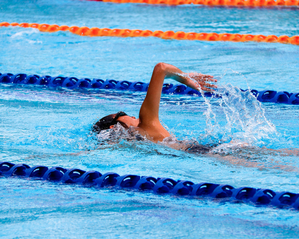 Swimming -
