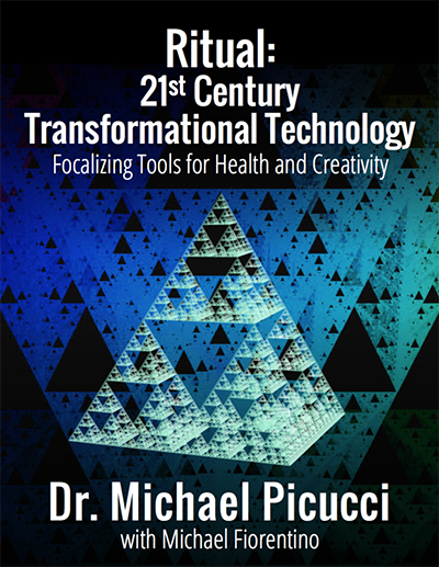 Ritual: 21st Century Transformational Technology    This eBook finds a commonality across neuroscience, anthropology, cultural psychology, psychotherapy, art and performance and ultimately describes how the practice of a more modern ritual technology can enhance healing and creativity.