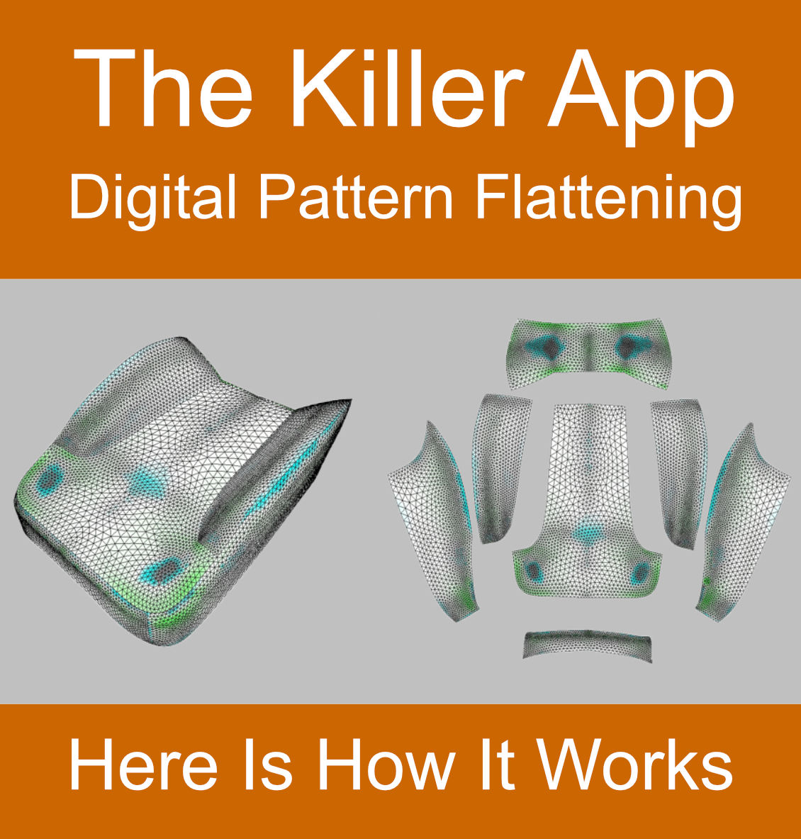 What is The Digital Patterning Killer App? 500 iterations in 5
