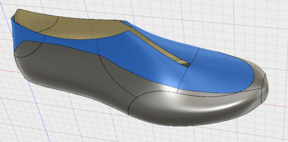 """Digital Patterning software allows designers to specify exactly where they want seams and cut lines to appear in the model. Fashion brands can now develop a """"3D tech pack"""" that includes all of the details in a single file."""