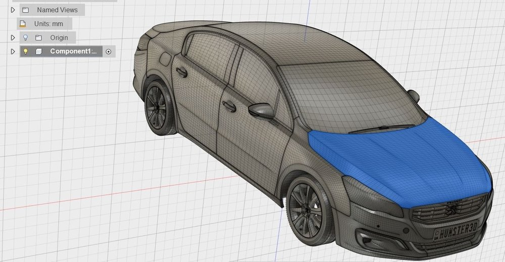 Whether as part of the production design or as an aftermarket add-on, the use of composite materials provides an answer to  light weighting challenges  facing the automotive industry.