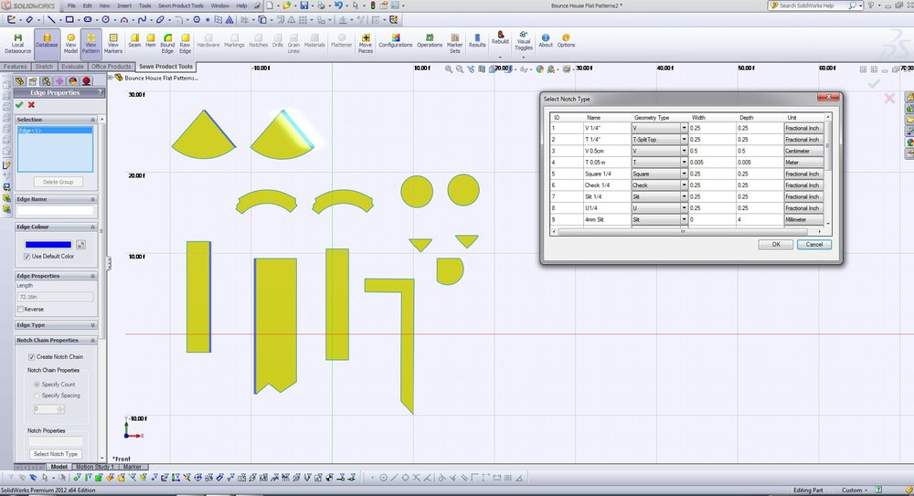 Digital Patterning is the only practical path to shorten pattern creation time and increase profitability on every project.   Click on the image to see the tools in action.