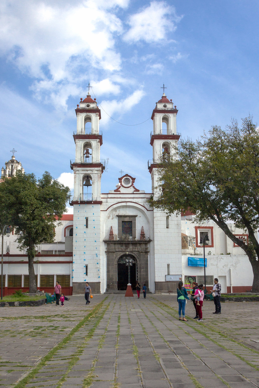 The church of Saint Angel Custodian