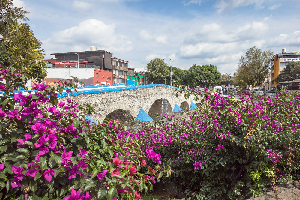The Ovando Bridge