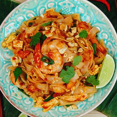 COCINA THAI   Un recorrido por los platos más clásicos y representativos de la comida Tailandesa.    VER PRODUCTO