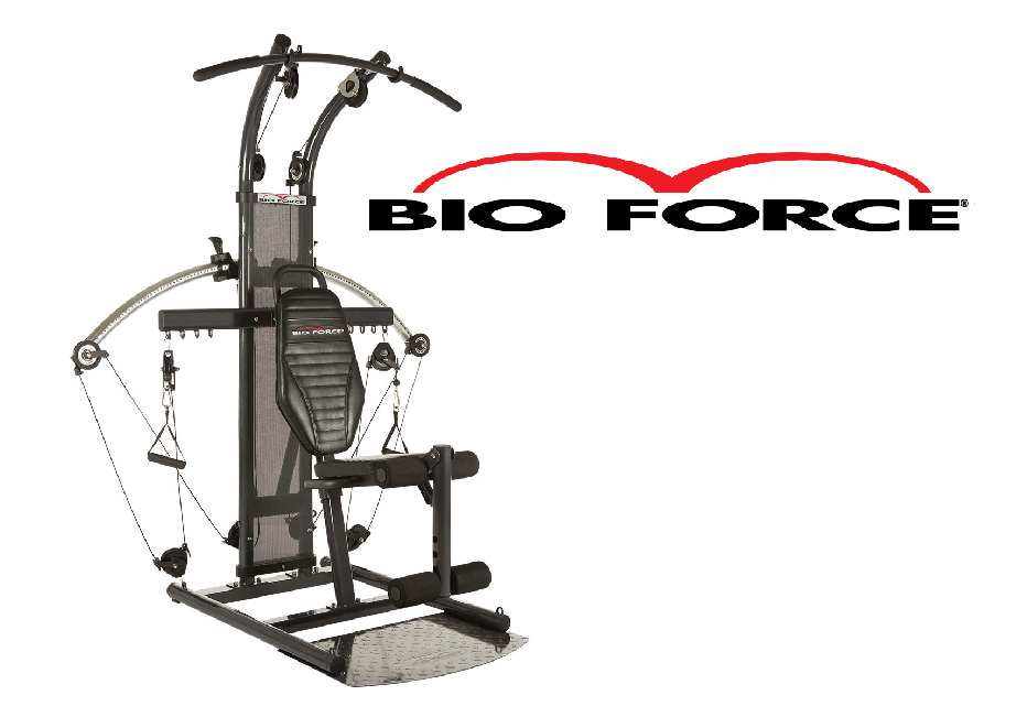 Bio Force     Full Body Functional Training Fitness Equipment:  The ultimate training experience that meets you where you are & keeps you moving forward!
