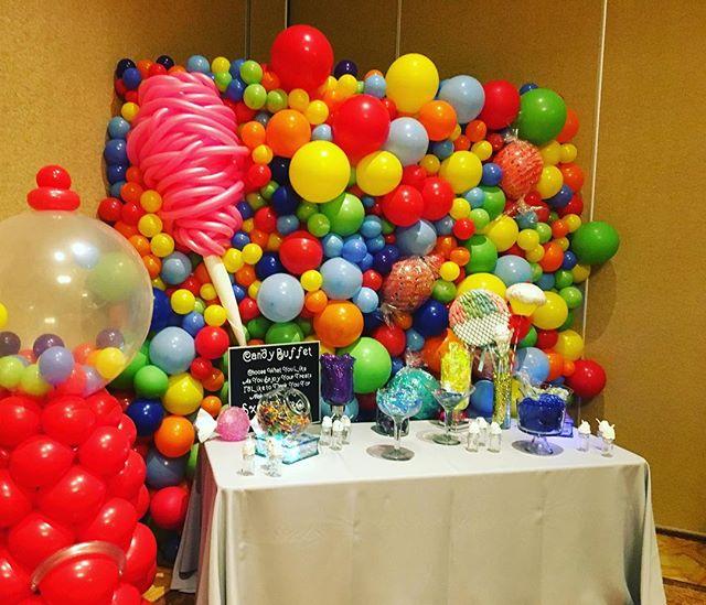 Cotten Candy! #candy #gum #sweet #eventplanner #balloonsbynatethegreat