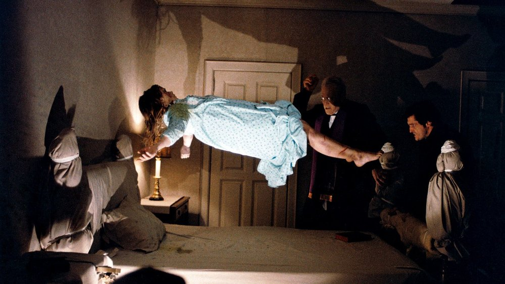 The Exorcist  (1973) Shot on Panavision