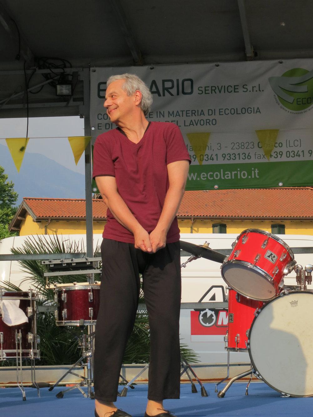 Lecture-Demonstration; Festival Musica sull'Acqua, Lake Como, Italy