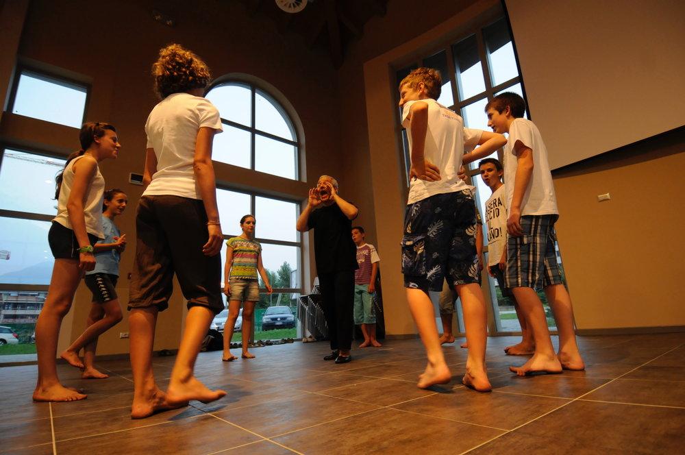 Directing / Original Choreography;  The Little Prince - A Mime Opera ; Festival Musica sull'Acqua, Lake Como, Italy