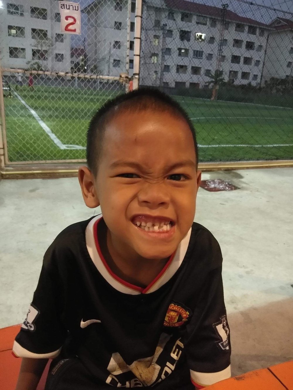 Ben (6 years old, Boy)