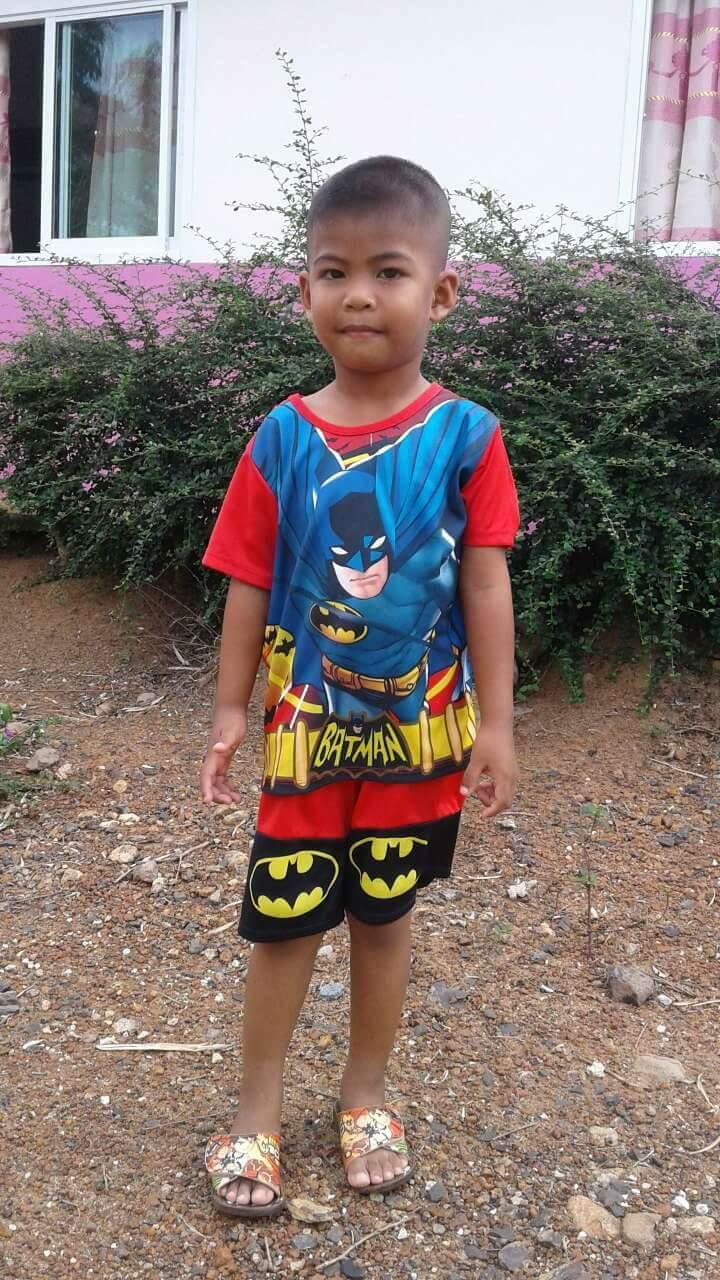 Best Suphachai (4 years old, Boy)
