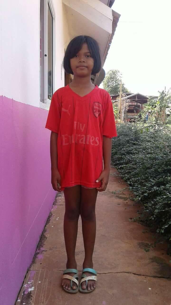 Koy Pajera (8 years old, Girl)