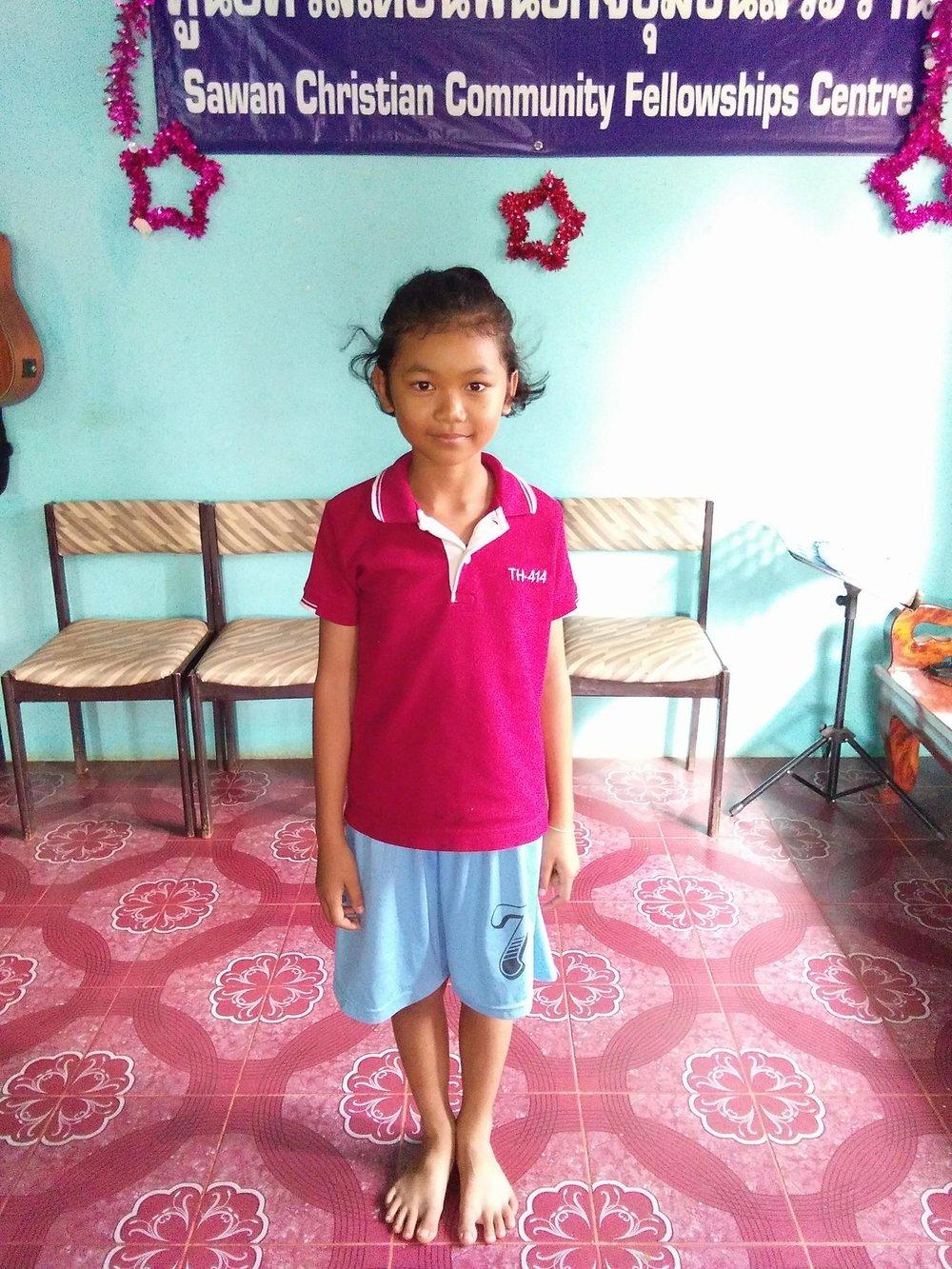 Kae (8 years old, Girl)